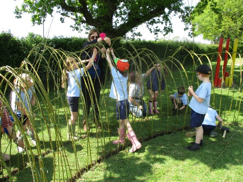 Family Learning Day: Wonderful Willow